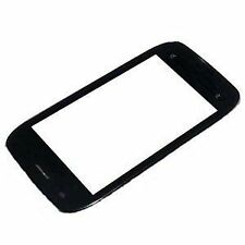 Display Touch Screen Digitizer Glass For Nokia Lumia 710 WITH FRAME - Black