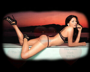 body Jessica paint gomes