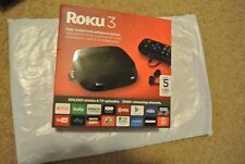 Roku 3 Streaming Media Player 4230R with Voice Search