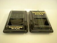 Computer Ram Memory Case Tray Fits Pc Server & Laptop Modules Lot 4 10 20 45
