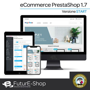 new style 5ec59 5ae89 Dettagli su Sito Web eCommerce Piattaforma CMS Presta Shop 1.7 Negozio  Online Store Vetrina