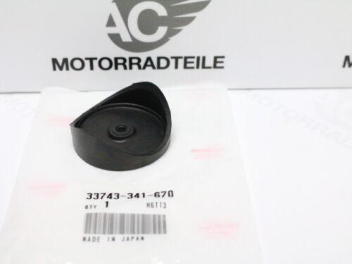 HONDA CB 750 Four k2-k6 rubber base FRONT REFLEX side Fork Ear New Genuine