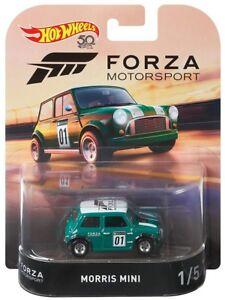 Hot-Wheels-Forza-Motorsport-Morris-Mini-Die-Cast-Car-1-5
