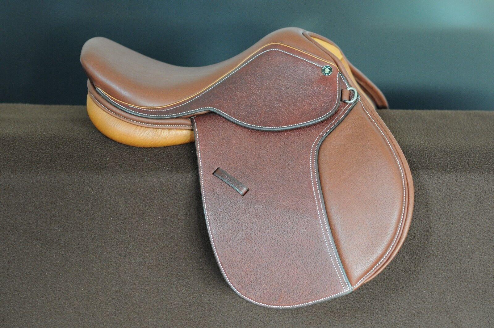 Brand New Intrepid Pony Cup 14  Medium Tree Close Contact Saddle