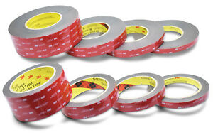 3M-5952-VHB-Tape-12mm-18mm-25mm-50mm-Adhesive-Foam-Mounting-Double-sided