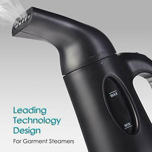 Garment Steamer Clothes Steam Iron Wrinkle Remover Handheld Portable Fast Heat