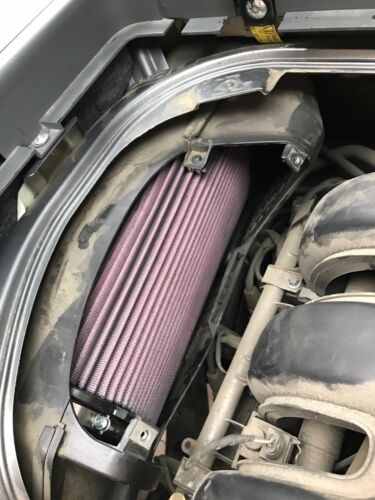 05-12 Cayman E-2295 K/&N Performance Air Filters 04-12 Porsche Boxster