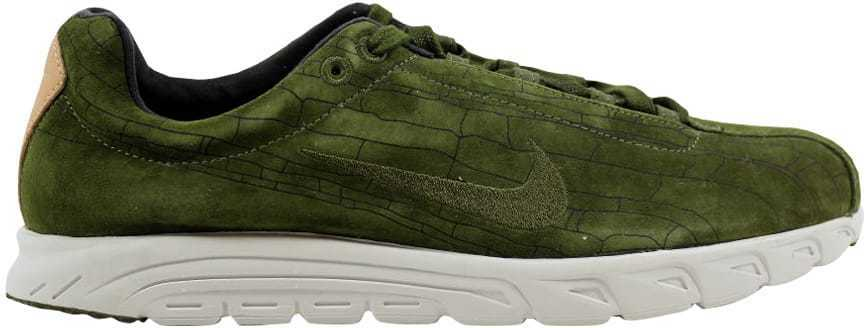 Nike Mayfly Leather Hommes Premium Legion vert/Legion vert 816548-300 Hommes Leather SZ 8.5 f22329