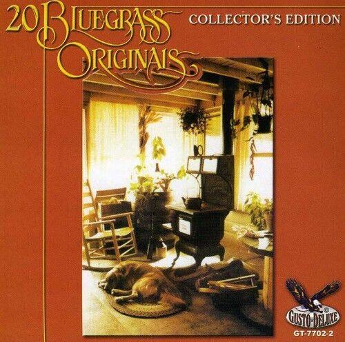 Various Artists - Bluegrass Originals / Various [New CD]