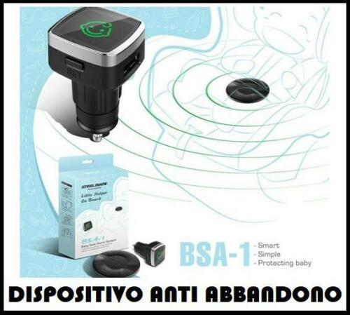 Sensore Dispositivo anti abbandono Segnalatore bimbo a bordo per Seggiolino Auto
