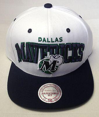 Reasonable Nba Dallas Mavericks Mitchell And Ness 2 Tone Snapback Cap Hat M&n Ne09z New Chills And Pains Basketball