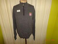 FC Bayern München Original Strick Troyer,Strick Pullover,Sweatshirt Gr.XXL Neu