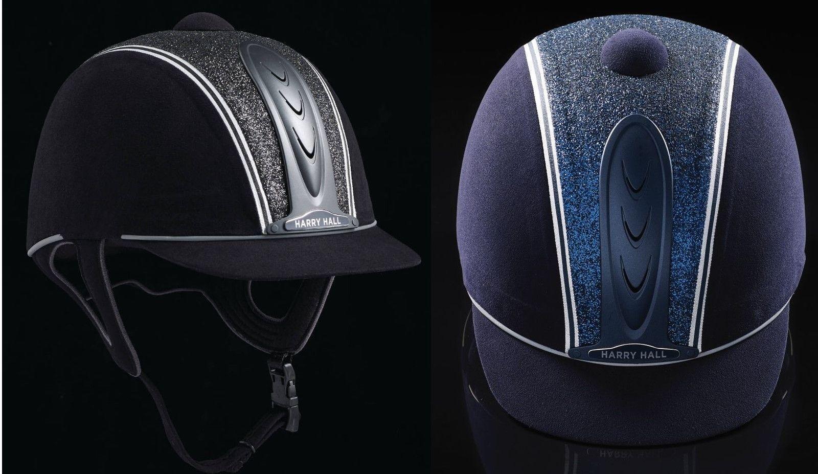 Nouveau hall de Harry légende plus Cosmos pas015.2011 équitation chapeau casque strass