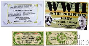 WORLD-WAR-II-IN-THE-PHILIPPINES-FDR-S-GUERILLA-MONEY-20-Peso-Banknote-S-318