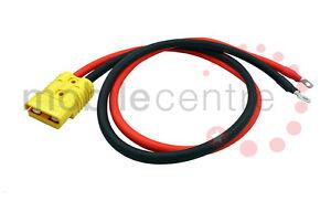 Enchufe Amarillo Anderson Conector SB175 Lead 2.5M de terminales de cable 35mm2 con M8