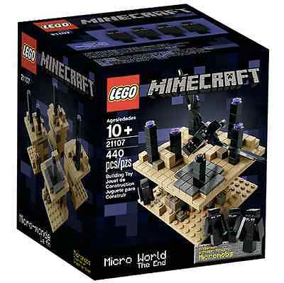 LEGO® MINECRAFT™ 21107 Micro World - Das Ende NEU OVP_The End New MISB NRFB