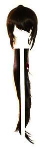 40-039-039-Wavy-Pony-Tail-Base-Chocolate-Brown-Cosplay-Wig-NEW