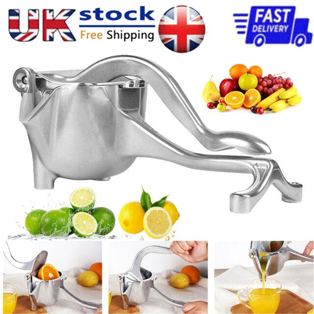 Manual Citrus Juicer Lemon Orange Fruit Hand Press Squeezer Grinder Kitchen Tool