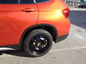 Mini Cooper Spare Tire >> Details About Mini Cooper Countryman Spare Tire Wheel 17 Donut 5 Lugs