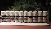 Young Living Essential Oils Vitality (many Oils To Choose From) 5ml