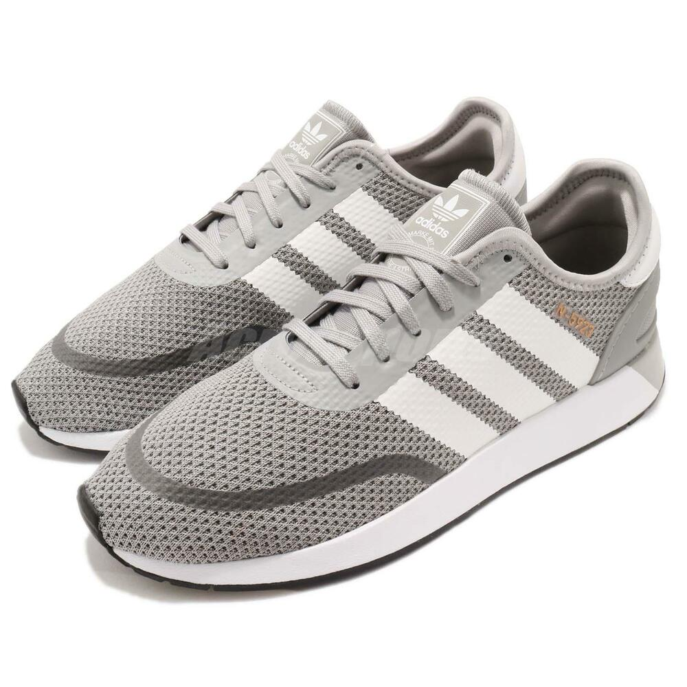 adidas Originals N-5923 Iniki courirner Gris blanc homme fonctionnement chaussures Sneaker CQ2334