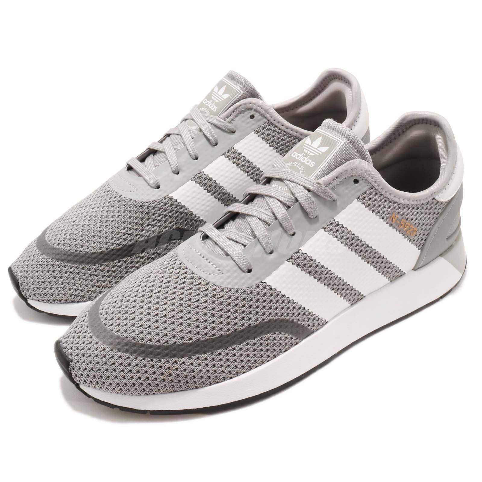 Adidas Originals N-5923 Iniki Runner Grey White Men Running shoes Sneaker CQ2334