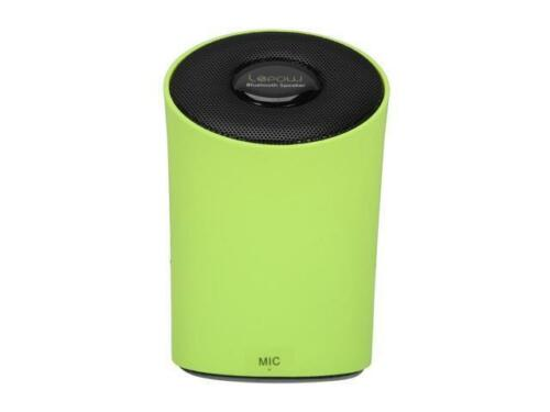 OEM Original Blue Lepow Modre Wireless Bluetooth Speaker for Android and iPhone