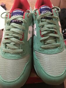 sports shoes bebae cb21b Details about DS Saucony Shadow 5000 Cavity Pack Minty Fresh Sz. 10.5