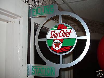 """DC179C Texaco Sky Chief 3/"""" Vinyl Decal"""