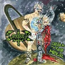 "Sequester ""Death To False Metal"" MCD [BAVARIAN OLD SCHOOL DEATH METAL]"