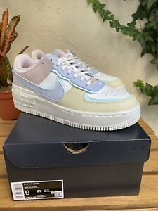 basket nike air force 1 femme couleur pastel