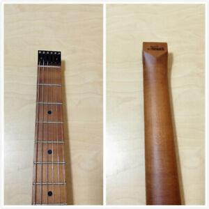 Kapok Headless Electric Guitar,H-H,Solid Body,Gloss Orange+Free Bag KAHL001/ORG