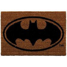 Batman - Classic Logo Coconut Fibre Door Mat - New & Official DC Comics