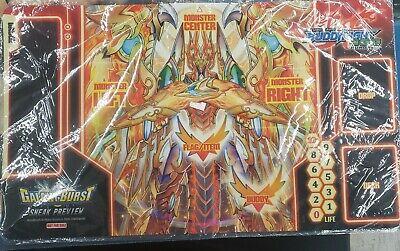 New Buddyfight Trading Card Game Galaxy Burst Playmat