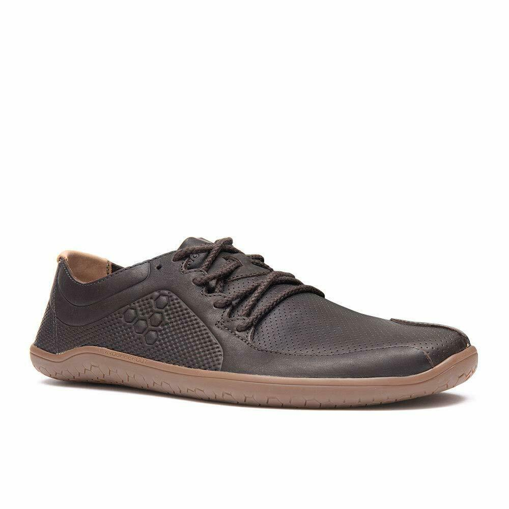 Vivobarefoot Mens Primus Lux Leather Trainers