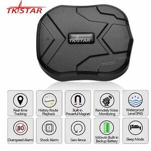 TKSTAR-tk905-Car-Vehicle-GPS-Car-GSM-Magnet-Hidden-Spy-Waterproof-Tracker
