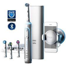 Braun Oral-B Genius 9000 Toothbrush - Bluetooth, 4 Brush Heads, 2 Year Warranty