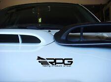 RPG JDM STi Style Hood Scoop FRP for 02-03 Subaru Impreza WRX GDA GDB Forester