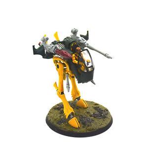 ELDAR War walker #2 PRO PAINTED Warhammer 40K Iyanden