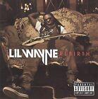 Rebirth [PA] by Lil Wayne (CD, Dec-2009, Motown)