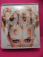 Hair U Wear Pop Put On Pieces Hairuwear Piece Clip On Sleek R829s R130 R27t R202