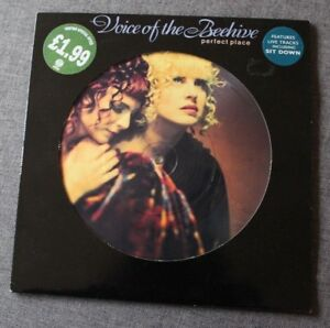 Voice-of-the-Beehive-perfect-place-Maxi-vinyl-25-cm-Picture-disc