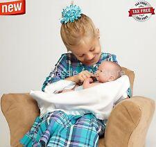 Real Newborn Baby Dolls Toy Reborn Alive Lifelike Realistic Vinyl Lingerie NEW