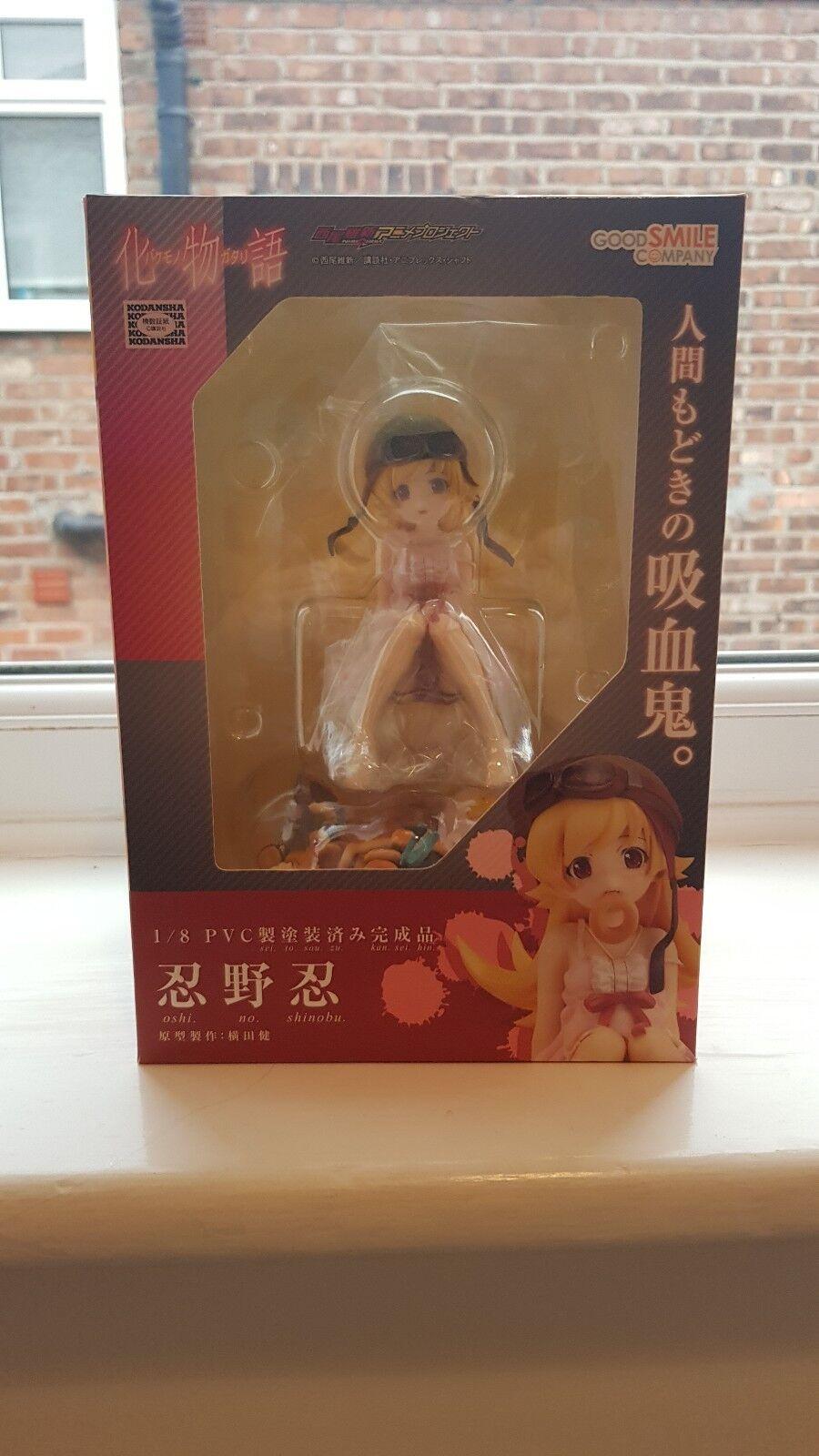Bakemonogatari - Oshino Shinobu - 1 8 (Good Smile Company)