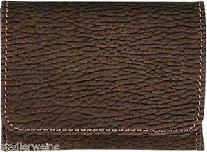 Tobacco Pouch/Standing Etui / 11 CM / Leather Braun Washout/Rubber/Zusatzfach