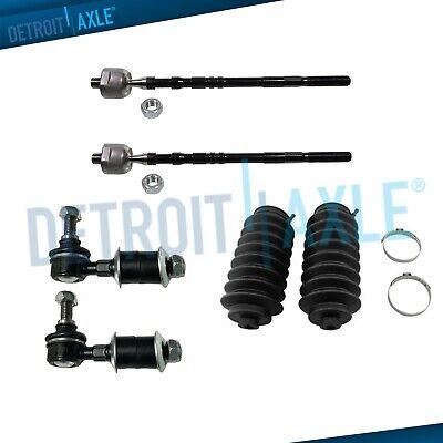 Front Steering Tie Rod End Kit For 2003-2006 Mitsubishi Outlander