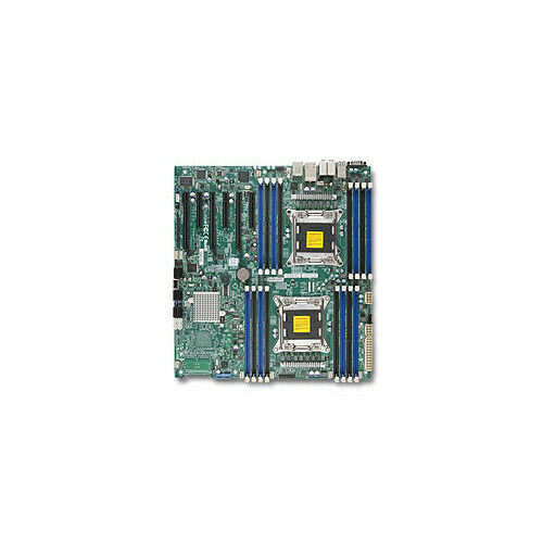 SuperMicro X9DAE Intel Chipset Download Driver