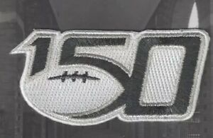 2019-NCAA-College-Football-150th-Anniversary-Patch-150-Official-Jersey-SHIPS-FRE