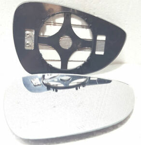 FORD-FIESTA-MK6-2002-2009-Driver-Heated-Electric-Wide-Angle-Wing-Mirror-Glass