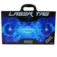 Laser Tag Blaster Set Legacy Toys For Kids Pack Of 2 Battle Pack 2 Player Tag